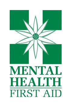 Mental health first aid is a teaching course which people how to identify, understand and help a person who may be developing a mental health.