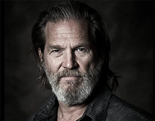 Jeff Bridges by Andy Gotts