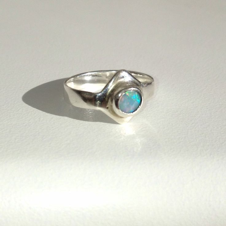 Pyxis opal ring