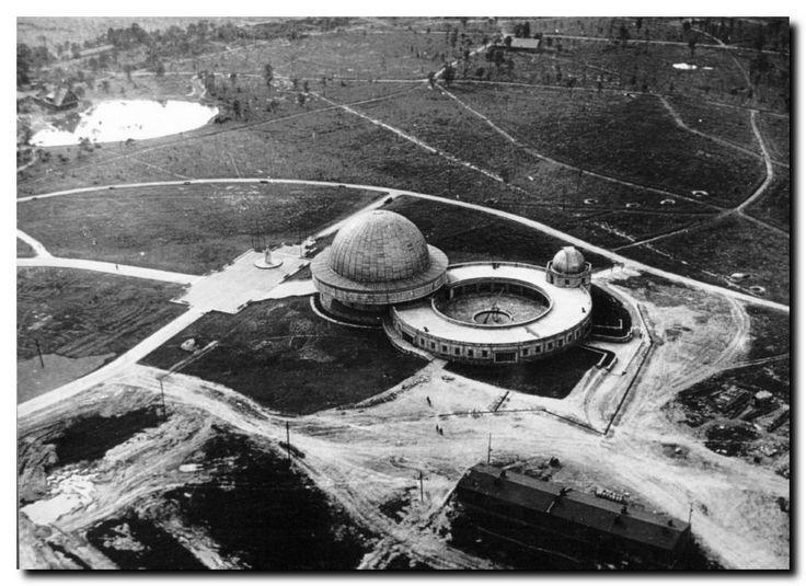 WPKiW, Planetarium
