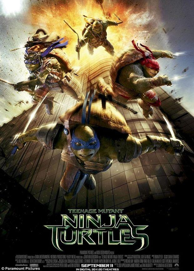 Bad Buzz Tortue Ninja