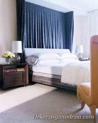 cool Yatak Odası Perdeleri