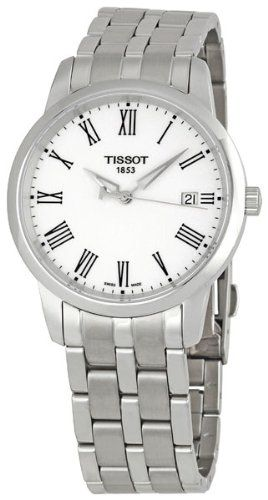 17 best images about apparel tag heuer two tones tissot men s dream white dial watch dial color white features watch stainless steel case stainless steel bracelet quartz