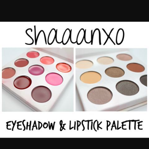 ���������� SALE swipe left ���� ❤️����Get this BH cosmetics Shaaanxo eyeshadow and lipstick palette ��  for only $195 This palette is 18 colors. 9 lipsticks & 9 eyeshadow. ���������� (tag someone who will love this) (double tap if you like this). #makeuptutorial #makeupdolls #makeupaddict #makeupartist #makeuplife #makeupgoals #makeupclass #makeupmafia #makeupjunkie #makeup #makeuplover #makeupfanatic1 #makeupgeek #makeupart #makeportraits #makeawish #makeupstore #makeuptrinidad #tressestt…