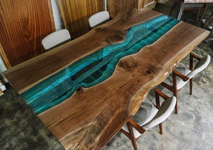 Coolest Unique Dining Tables You Can Buy Unique Dining Tables