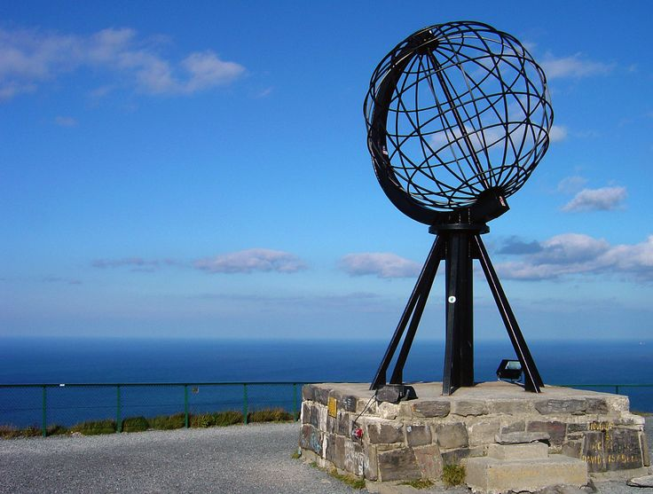 "Nordkapp, Norway, the North Cape of Europe-North Cape is a cape on the island of Magerøya in northern Norway. Its 307 m high cliff is often referred to as ""the northernmost point of Europe"", located at 71°10′21″N."