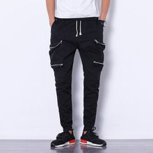 Like and Share if you want this  Mens Joggers   Pant 2016 Brand Male Cargo Pants Solid Slim  Tights Zipper Trousers Compression Men Jogger   XL B     Tag a friend who would love this!     FREE Shipping Worldwide     #Style #Fashion #Clothing    Buy one here---> http://www.alifashionmarket.com/products/mens-joggers-pant-2016-brand-male-cargo-pants-solid-slim-tights-zipper-trousers-compression-men-jogger-xl-b/