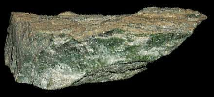 Mica Rock | Billion Year Old Green Carbonate Sample from the Pre-Cambrian ...