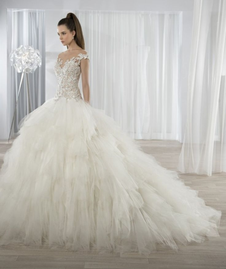 The 13 best Demetrios Bridal Collection images on Pinterest ...