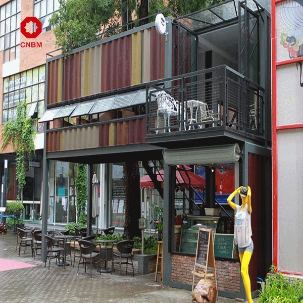 Multifunctional Prefabricated Container House