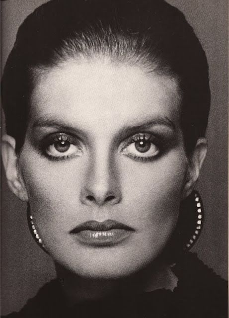 Rene Russo. Photo by Francesco Scavullo.