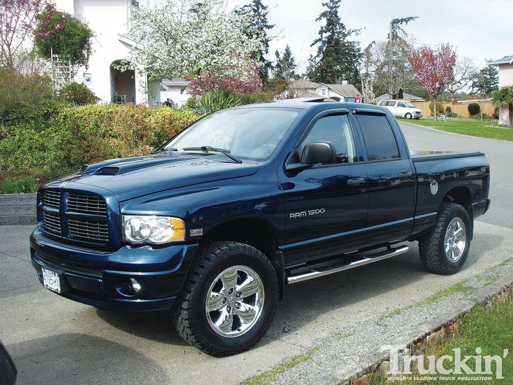 Black dodge Ram 1500 truck
