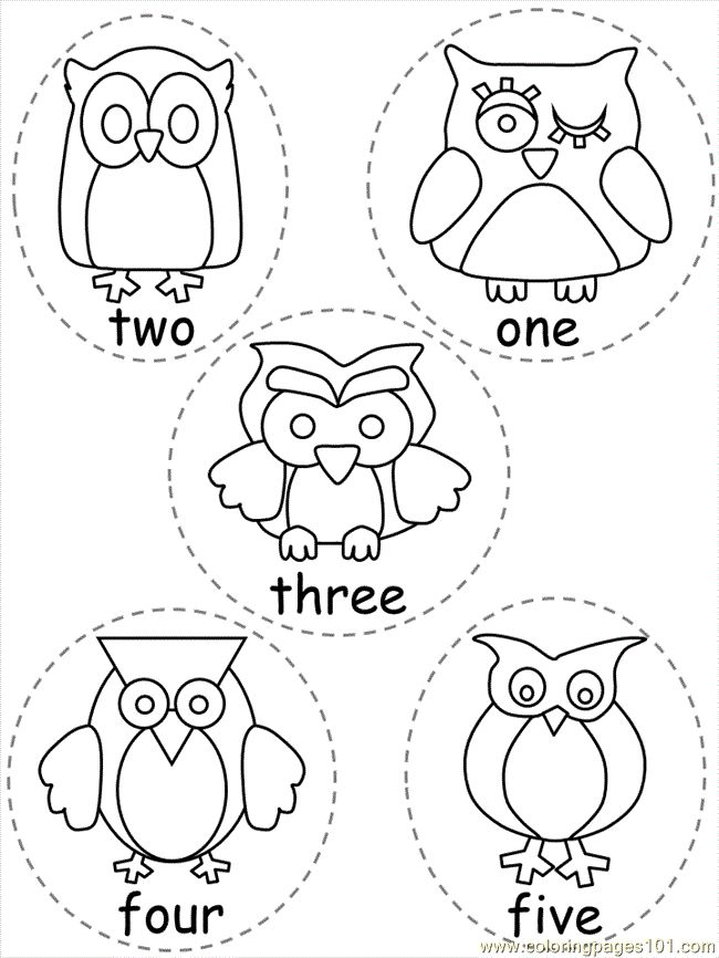 owl coloring pages free printables coloring pages bfeltboard animals owl free - Free Printable Owl Coloring Pages
