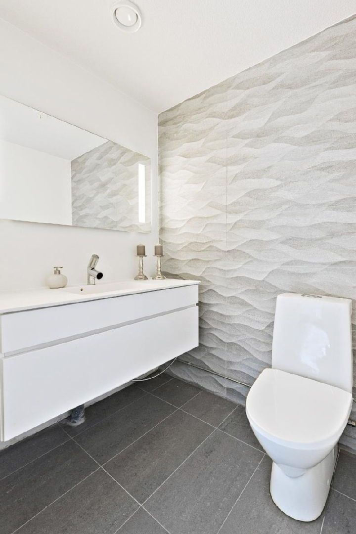 Sisustus  - WC - Moderni