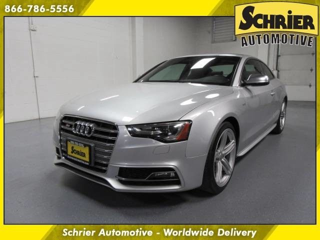 Audi: S5 Prestige | Navigation, Back Up Cam, Bluetooth 13 audi s 5 prestige silver quattro coupe sunroof heated leather Check more at http://auctioncars.online/product/audi-s5-prestige-navigation-back-up-cam-bluetooth-13-audi-s-5-prestige-silver-quattro-coupe-sunroof-heated-leather/