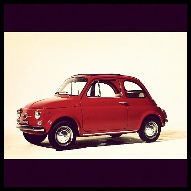 """Luciana Di Virgilio ha parlato della  Fiat """"500"""" durante la sua rubrica Capital Design in onda su Radio Capital."""