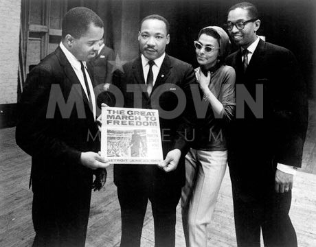 Berry Gordy - Motown's Hit-Making Songwriter