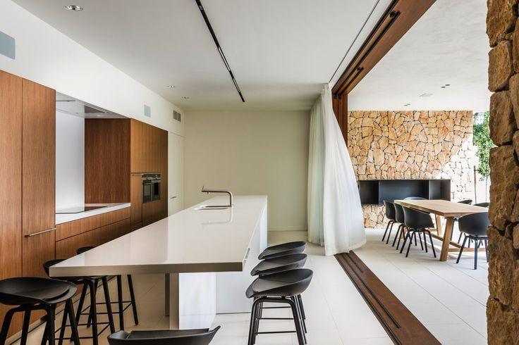 JUMA architects - Buitenverblijf aan de Middellandse zee - Hoog ■ Exclusieve woon- en tuin inspiratie.