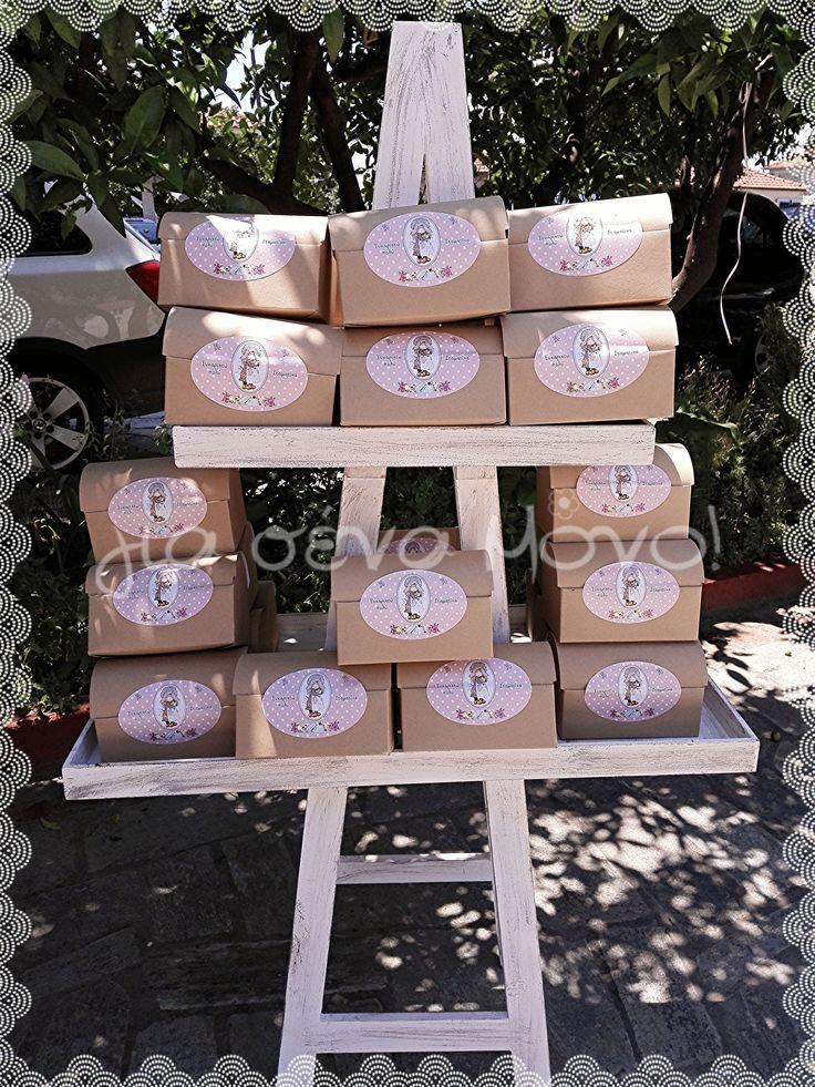Μια ρομαντική βάπτιση με την αγαπημένη μας Sarah Kay για την μικρή Αργυρούλα. Δαντέλες, ρομαντικά σερβίτσια, λουλούδια και πολλά δώρα για τους μικρούς αλλάκαι μεγάλους καλεσμένους της βάπτισης που πραγματοποιήθηκες στην όμορφη εκκλησία του Αγίου Γεωργίου στα Κάτω Λεχώνια Πηλίου.   Romantic Sarah Kay Baptism   #SarahKay #baptism #christening #pink #girl #pelion #vintage #romantic #lace