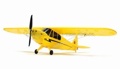 Dynam 4-CH Super J3 Piper Cub. 751,-
