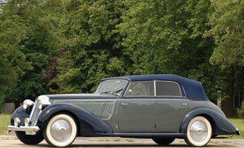 1938 Lancia Astura Cabriolet Pinin Farina