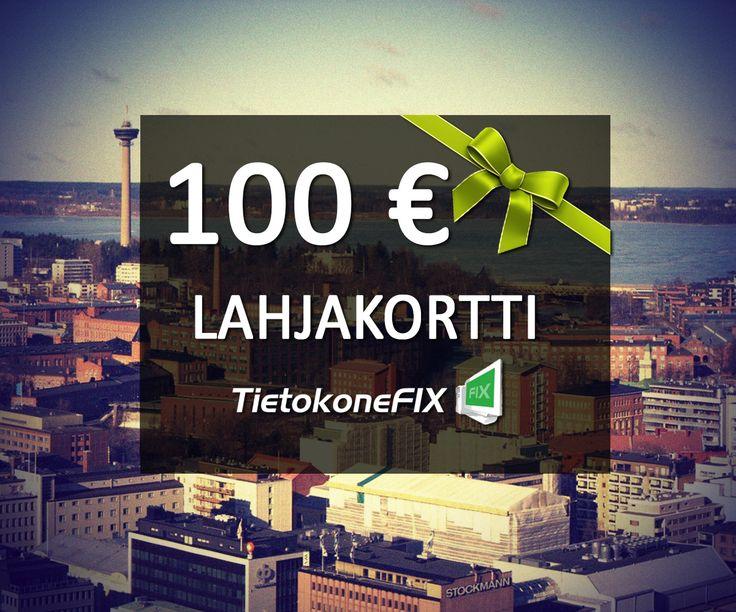 Tietokonefix in Tampere, Länsi-Suomen Lääni