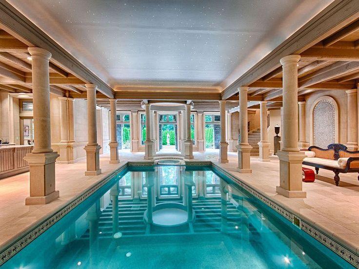 Esta hermosa mega mansión estilo francés en Asheville, Carolina del Norte está a la venta por $10.75 millones