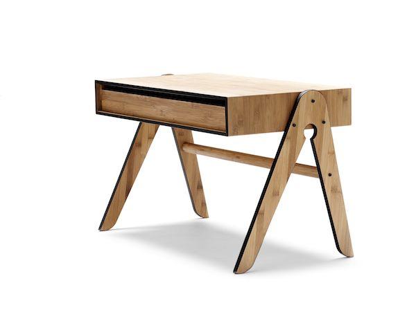 We Do Wood børnemøbler - Geo´s Table - Tinga Tango Designbutik