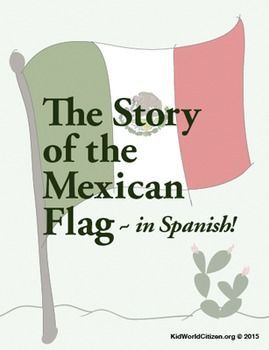 Teach your students the story and significance behind the Mexican flag using the Spanish language.   Non-fiction reading passage with comprehension questions (informational text in Spanish!) written for kids and teens to learn about Hispanic culture. THere is also a beautiful color sheet.This would be PERFECT for 5 de mayo lesson about Mexico, to learn about Mexican culture and history and symbolism. I have used it as a sub plan too because it can be an independent activity (or done as a…