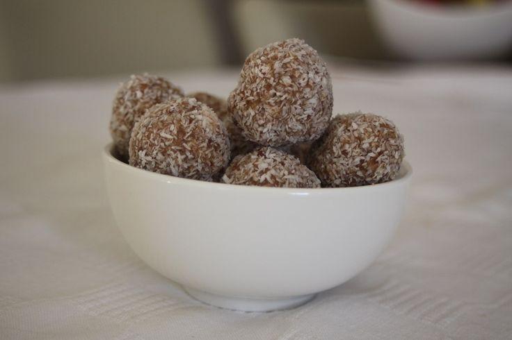 Caramel Bliss Balls- www.sistermixin.com