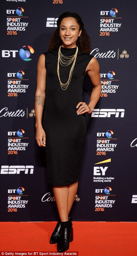 Athlete Jodie Williams