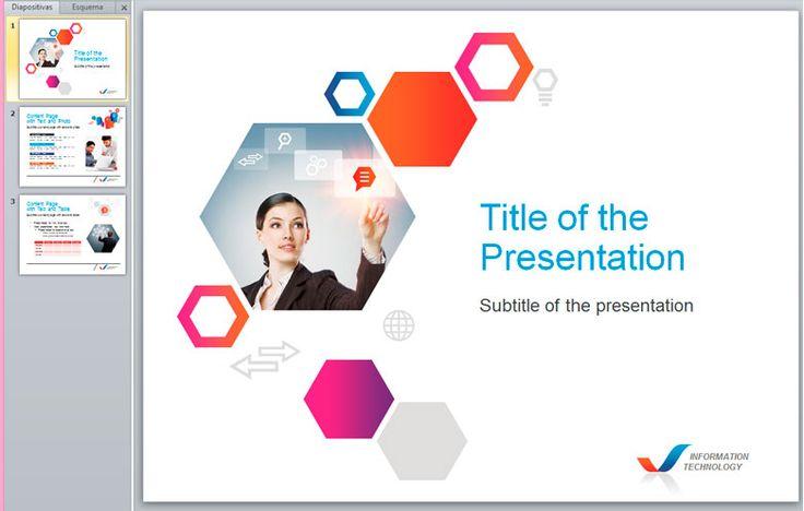 Plantillas Gratuitas Presentaciones de Empresa en PowerPoint