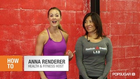 Kettlebell Exercises From CrossFit Trainer