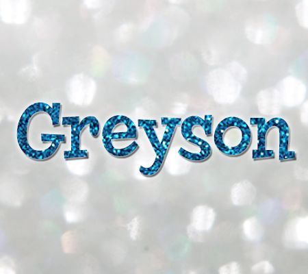 GREYSON ~ The Best Celebrity Baby Names of 2013! | Disney Baby