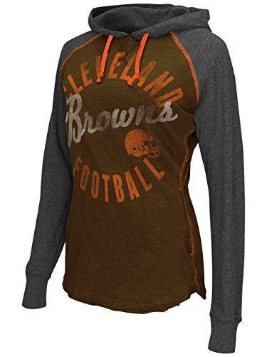 Cleveland Browns Womens Play Clock Hooded Sweatshirt Small G-III Sports http://www.amazon.com/dp/B00MC4UN0Y/ref=cm_sw_r_pi_dp_Y-1bub0DQKNZH
