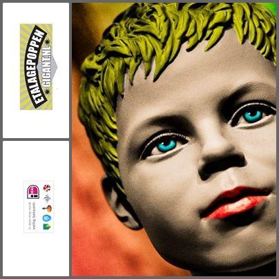 Foto's met speciale effecten! mooi! / nuboddy mannequins