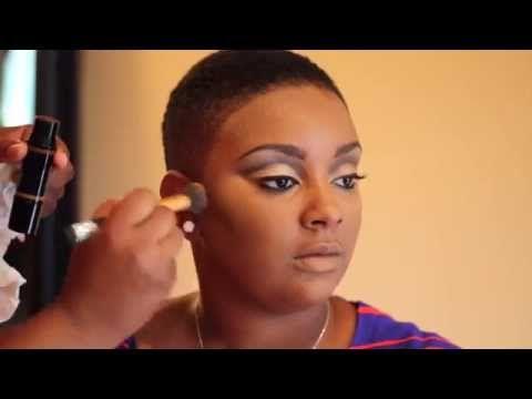 Covering dark spots|minimal Foundation|Dark skin| survivingbeauty2 - YouTube