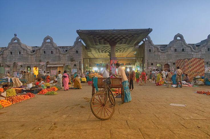 Koyambedu market  Image source -  ROI