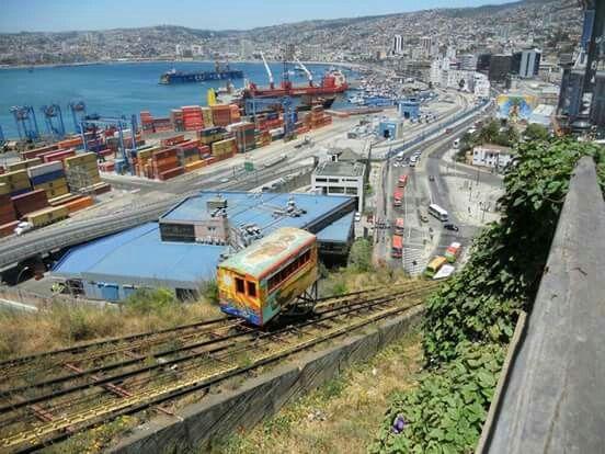 Chile. Valparaiso- la ciudad de mis sueños