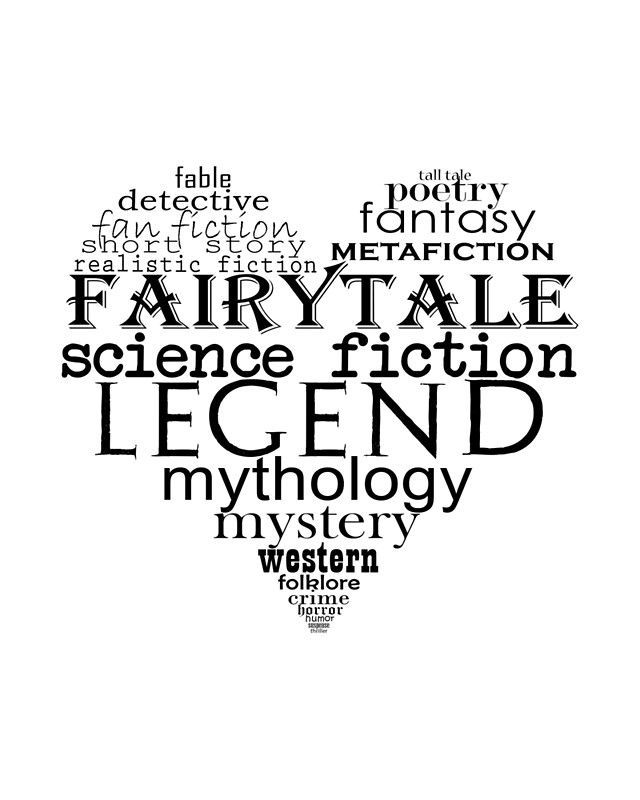 Genre Fiction: Best 20+ Literary Genre Ideas On Pinterest