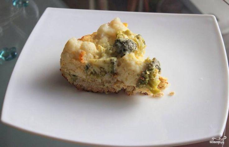 Куриная грудка с брокколи и сыром - пошаговый рецепт с фото на Повар.ру