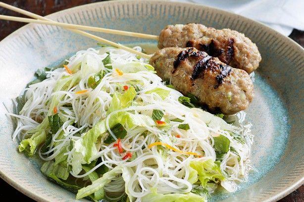 Vietnamese pork kebabs main image