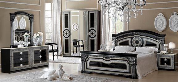 64 best Bedrooms images on Pinterest Bedrooms, Bedroom furniture - schlafzimmer barock