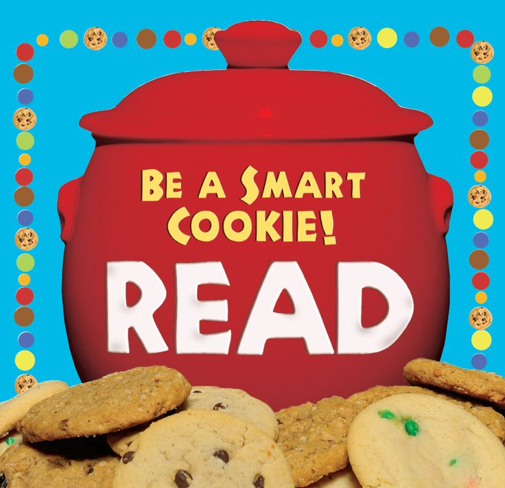 """Mmmm mmmm. Knowledge is sweet. Try a bakery-themed reading corner in your library, mixing up fun with """"dough,"""" toy mixer and some cookies (real or faux, you decide). So many ideas in this indulgent activity guide!"""
