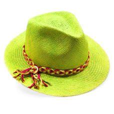 SUMMER * The Green Summer Hat