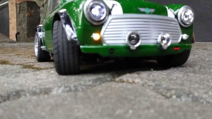 Tamiya Mini Cooper Super Video