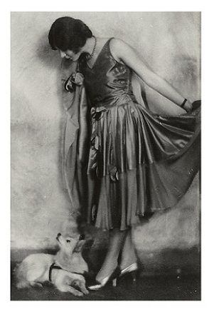 My gorgeous grandmother, 1920s chic and style.