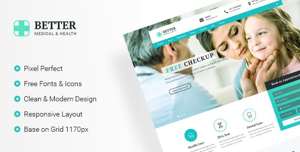 Better Medical - Medical Clinic &  PSD Template - Health & Beauty Retail Download here : https://themeforest.net/item/better-medical-medical-clinic-healthy-psd-template/19830866?s_rank=249&ref=Al-fatih