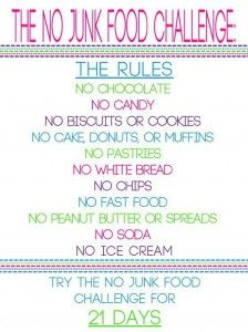 This would be difficult for me but great to exercise my sugar addiction!