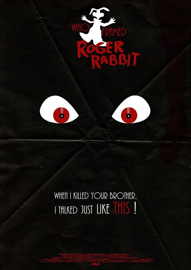 Mejores 22 imágenes de Roger Rabbit en Pinterest   Carteles ...